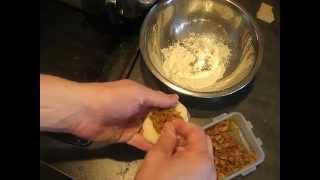 Baked Mushroom Pierogi - Professional Russian Recipe /pirogi пироги