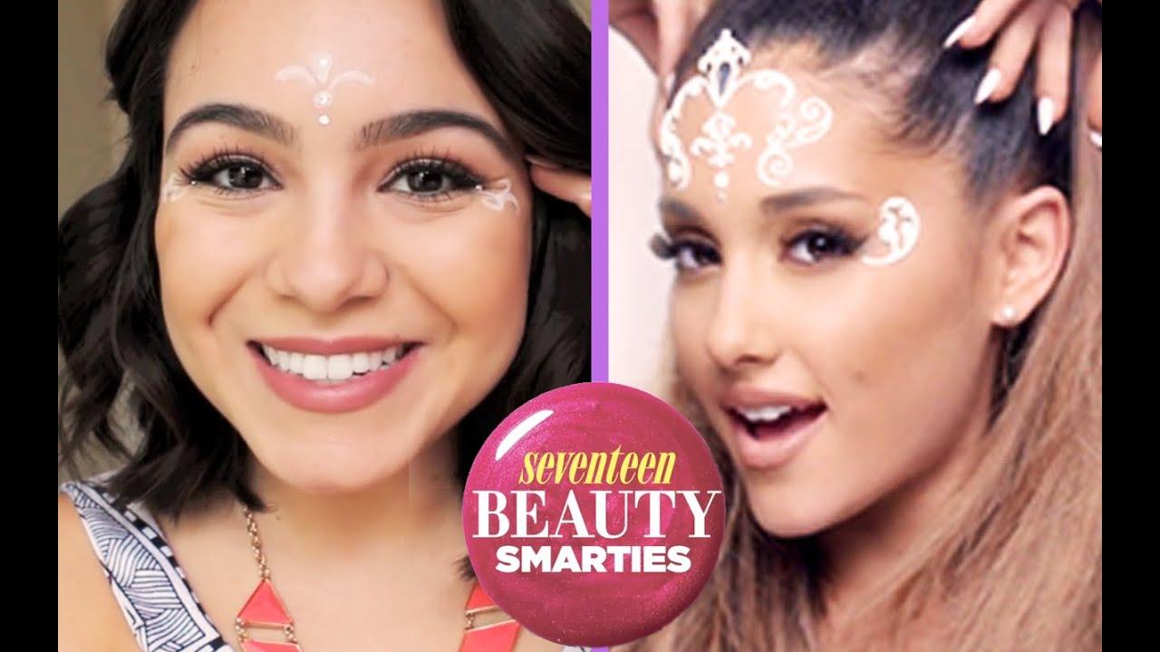 Ariana Grande Makeup Break Free