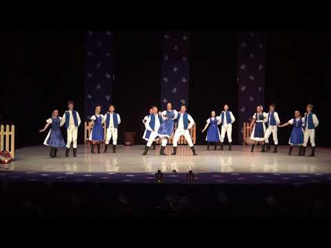 Vianočné vystúpenie 2017 - Myjavská nálada (Autor videa: Petra Mitašíková PhD.)