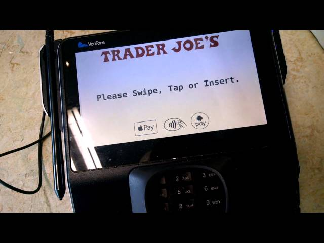 Using the RFID Diagnostic Tool with contactless payment terminals