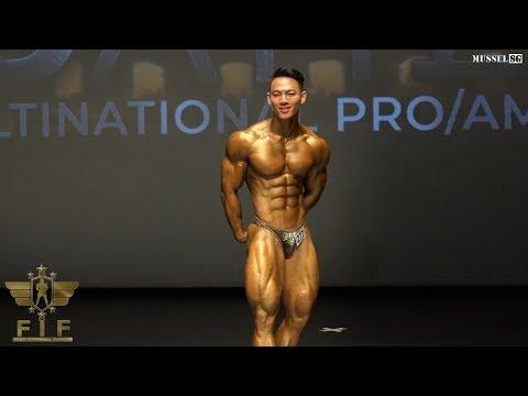 FIF Mortal Battle Pro/Am 2019 - Men's Bodybuilding (Superbody)