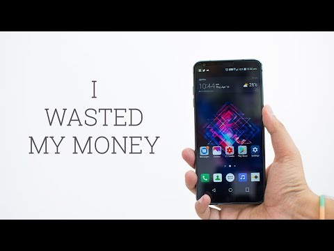I WASTED MY MONEY ON LG-G6?