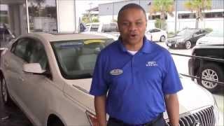 Hyatt Buick GMC | 2013 Buick LaCrosse White Diamond Leather Moonroof