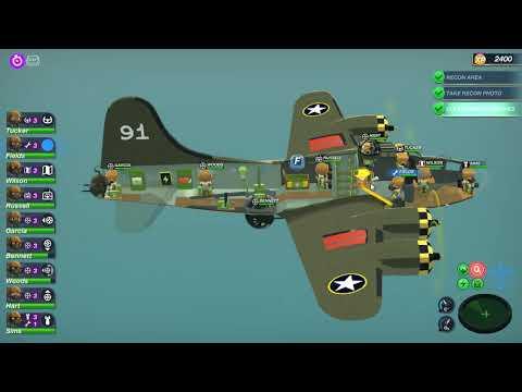 Coastal Patrol in Algiers Low Risk Mission Bomber Crew USAAF gameplay |