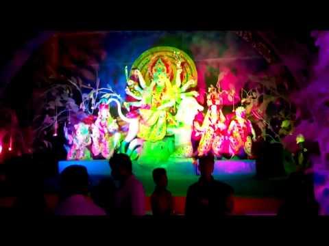 Jamshedpur (Kasidih)  Durga Puja Pandal 2017
