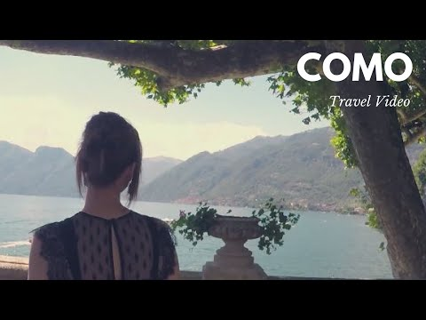Lake Como - Italy - Travel Video