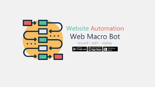 Auto Play in Webview Mode | Web Macro Bot | Website Automation