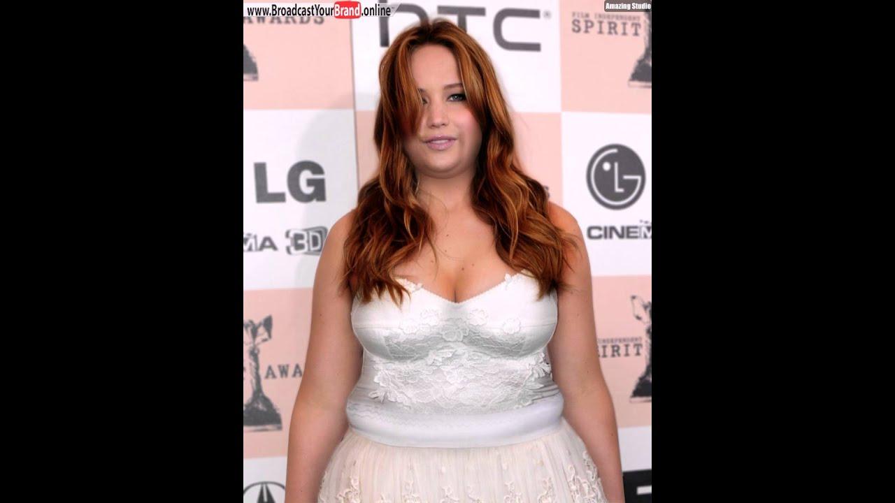 Jennifer Lawrence Fat Actress Bombshell By Mattbrewer Dsljoh Youtube