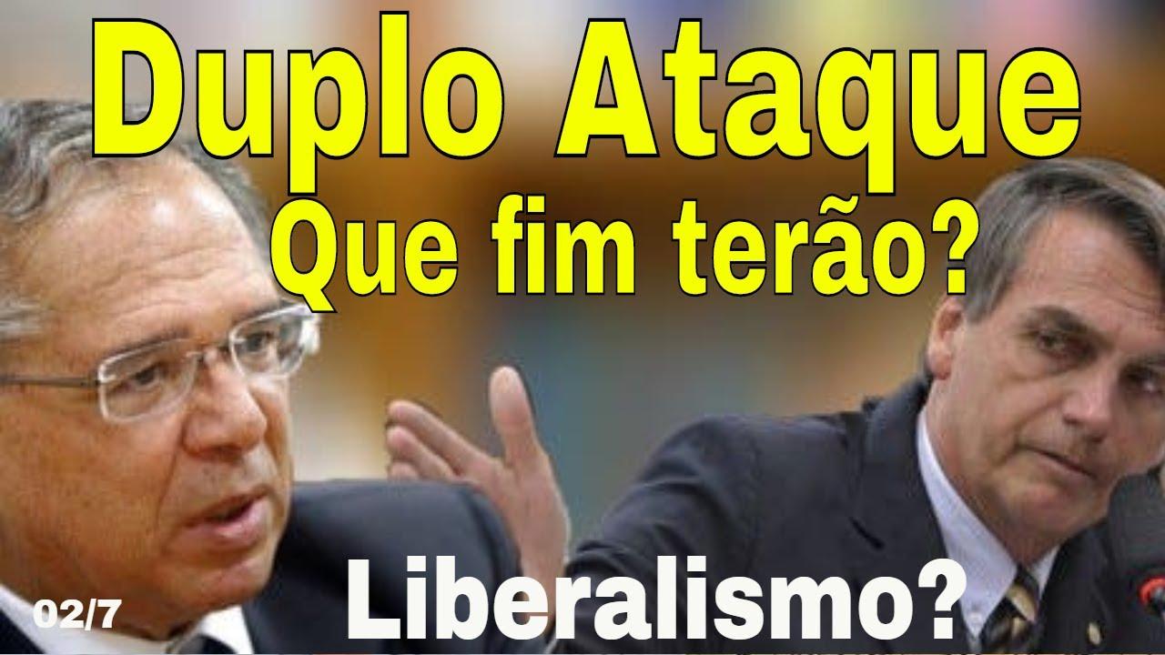 De Novo? Bolsonaro e Guedes: serão condenados? O Brasil de liberais ou cínicos? Decotelli e racismo