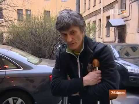 Александр Чернецкий – Первые шаги (СТО ,12.05.2011)