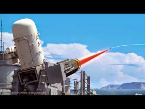 Боевые лазеры Японии