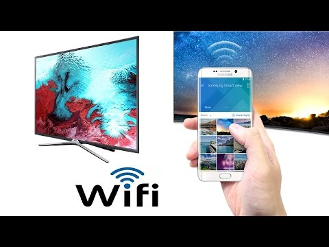 Как подключить телефон Samsung A3 2016 к телевизору Samsung UE49R5550AU чезез Smart View
