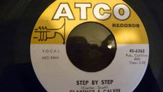 Clarence Carter and Calvin Scott - Step By Step
