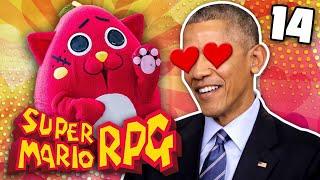 Playing Obama's FAVORITE Game - Mario RPG