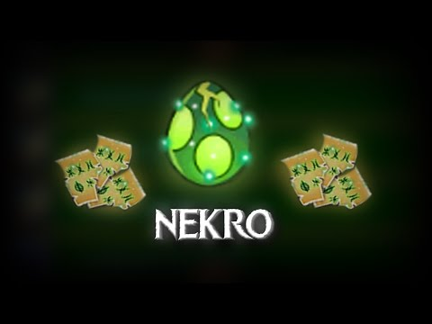 CRAFTING NEKRO//OPENING// ARCANE LEGENDS