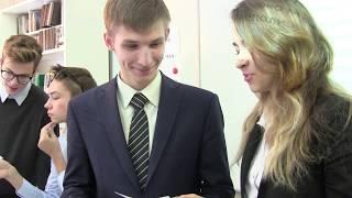 Открытый урок по русскому языку  в 10 классе по теме:  «Работа с текстом. Тип речи: рассуждение»