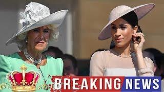 Camilla BLASTS Meghan Markle: Inside their royal feud