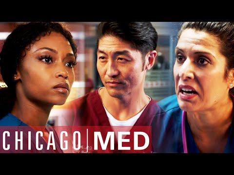 Unfair Treatment?   Chicago Med