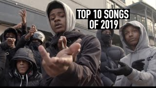 MY TOP 10 UK DRILL SONGS OF 2019