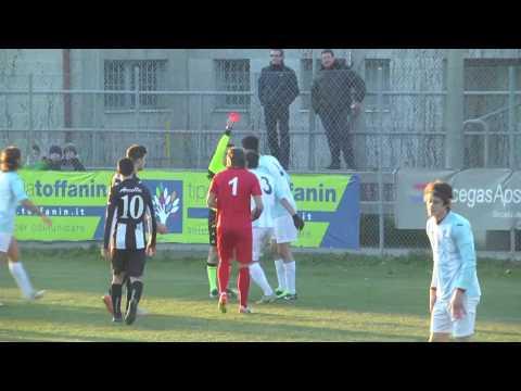 Arcella-Badia Polesine 0-1 / highlights e interviste (08-01-2017)