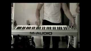 Jerry C - Canon Rock - Keyboard Cover