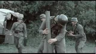 Germans vs guerrillas: action to take control over bridge