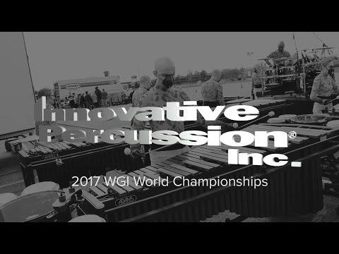 2017 Fishers HS - WGI Finals - Battery