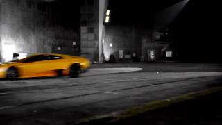 Lamborghini Murcielago LP670-4 SV Drifting - The art of speed - Uncut HD Version