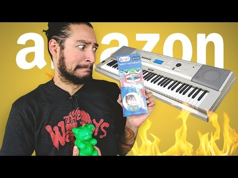 FEVERISH TUNES AND FLAMES • AMAZON PRIME TIME