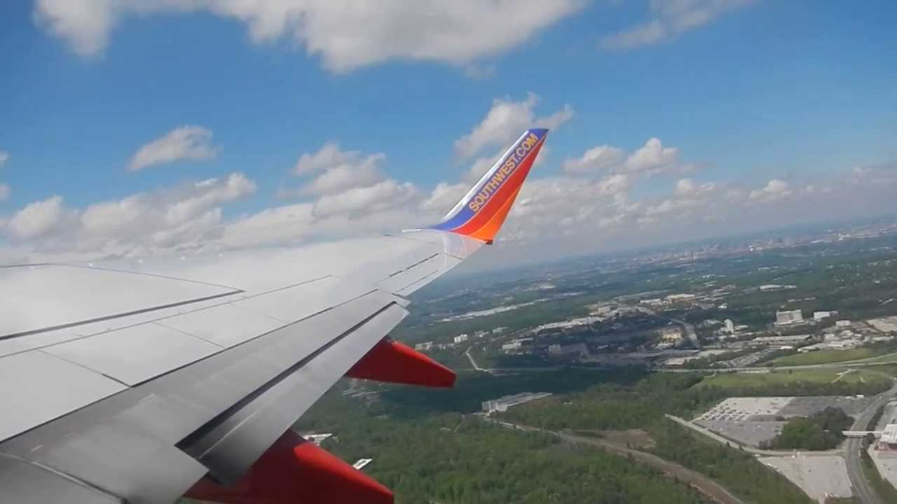 southwest airline in baltimore essay If you're a fellow wanderluster, you may think that being a flight attendant is pretty  much  danielle, 29, southwest airlines, based in baltimore.