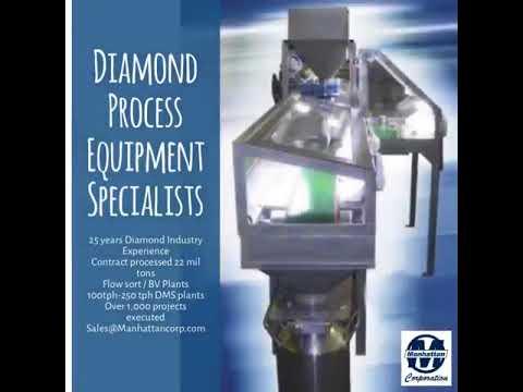 Diamond Process Equipment Specialists