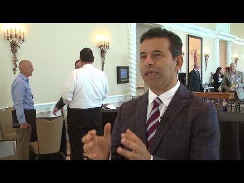 National Healthcare CFO CXO Summit   Speaker Interview  Marty Makary, Johns Hopkins Uni  on the futu