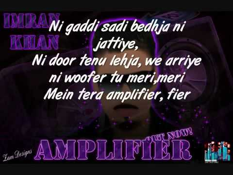 amplifier song 1080p  youtube