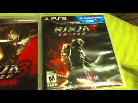 Ninja Gaiden 3 Razors Edge Cheats Youtube