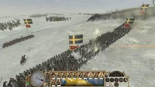 Empire Total War mod PUA : Шведская Империя ч.  11
