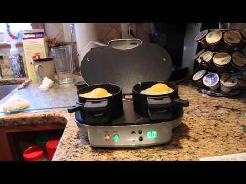 Hamilton Beach 25490a Dual Breakfast Sandwich Maker Manual Best