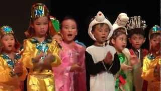 朗思幼兒園畢業典禮表演4