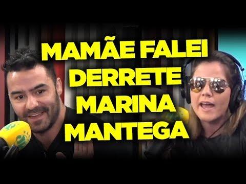"""Mamãe Falei DERRETE filha """"lacradora"""" de Guido Mantega no Pânico"""