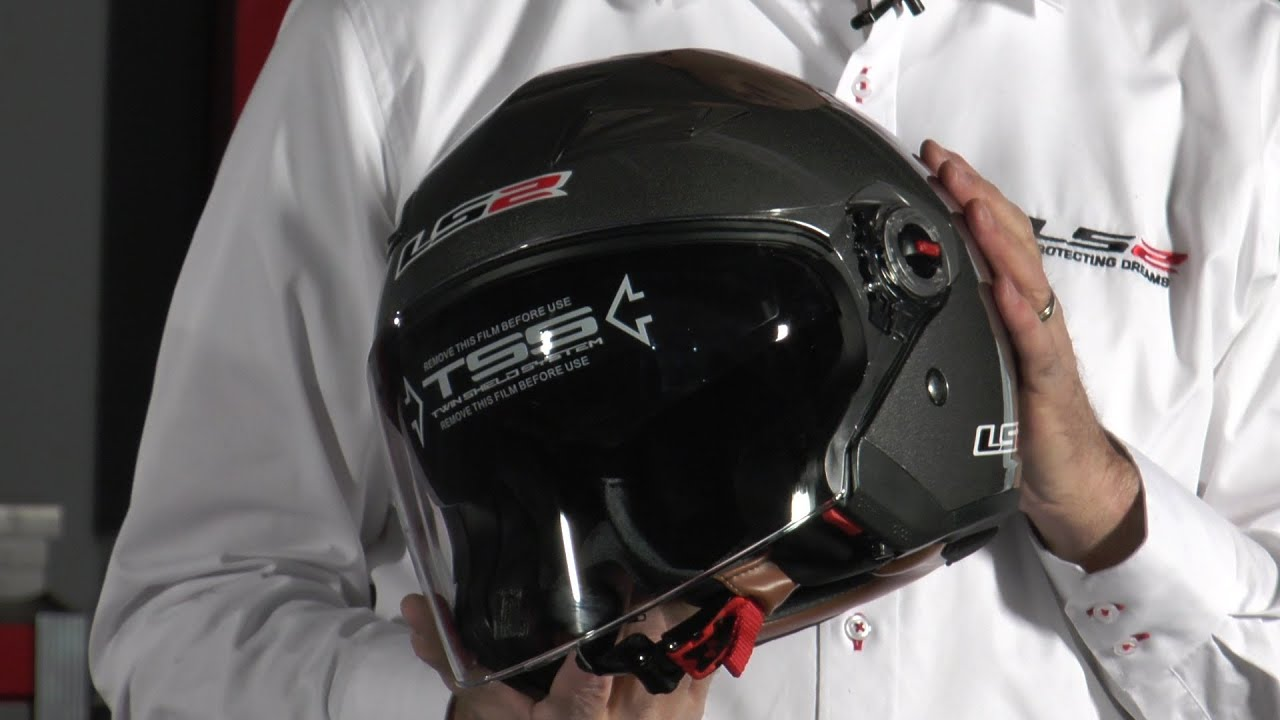 Ls2 Of569 Open Face Helmet Available At J Amp P Cycles Youtube