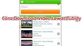 Download Cara Download Video di Google Lewat Tubidy.io