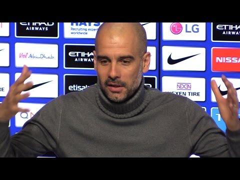 Pep Guardiola Full Pre-Match Press Conference - Manchester City v Liverpool