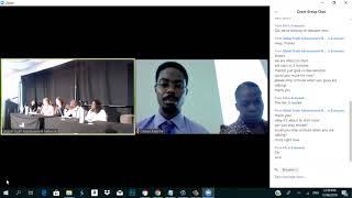 2019 MSU GYA Summit  -  Panel Discussion on Mental Health and Wellness