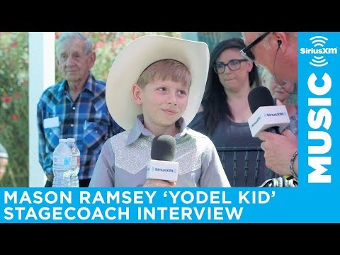 Mason Ramsey 'Yodel Kid' Interview With The Highway Happy Hour