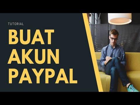 Cara Membuat Akun Paypal Di Android 2021