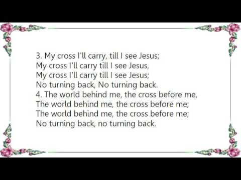 I Have Decided to Follow Jesus [Folk Song from India] Lyrics