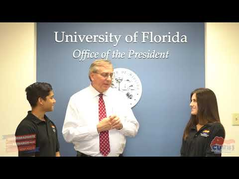 Undergraduate Research with President Fuchs