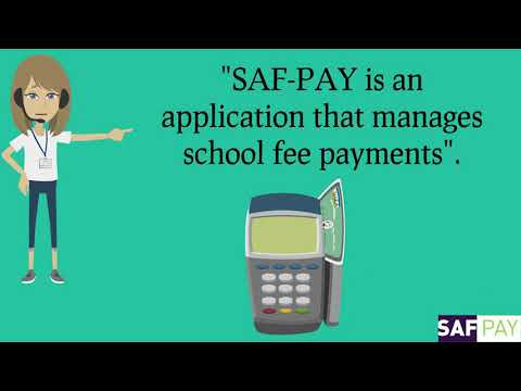 SAF PAY   Integrated School Fees Payment System