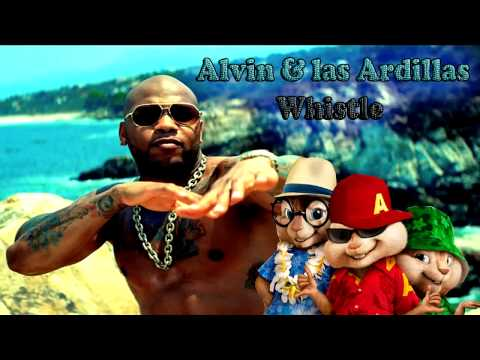 Alvin And The Chipmunks Whistle (Flo Rida)