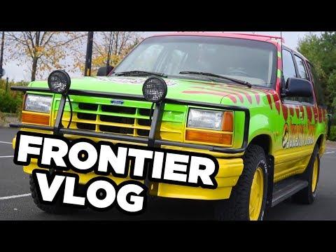 Jurassic World Evolution! - Interview + Frontier Expo