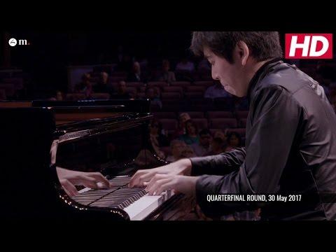 #Cliburn2017 QUARTERFINAL ROUND - Tony Yike Yang (Canada) - Franz Liszt - Piano Sonata in B minor